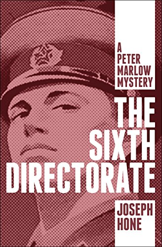 The Sixth Directorate (The Peter Marlow Mysteries Book - Secretary Double Desk