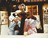 MICHAEL J. FOX as ALEX P. KEATON in TV Series'FAMILY TIES' Signed 10x8 Color Photo