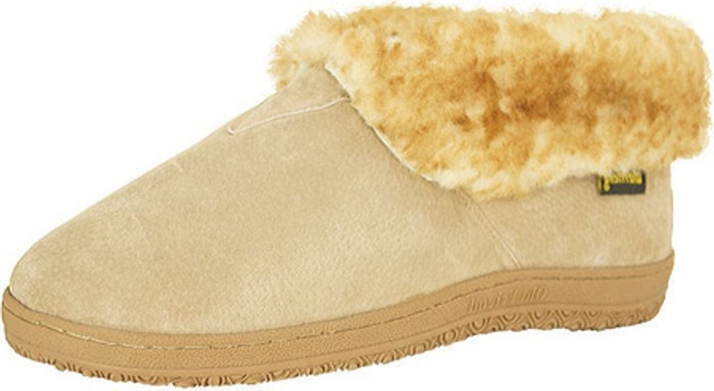 Old Friend Men's Bootee Slippers