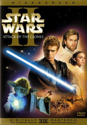 Star Wars: Episode II - Attack of the Clones (Widescreen Edition) (Star Wars Widescreen Trilogy)