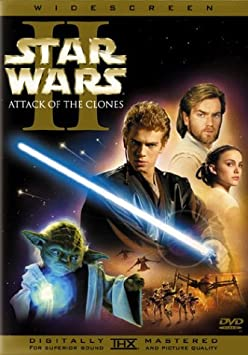 Star Wars: Episode II - Attack of the Clones (Widescreen Edition) / DVD