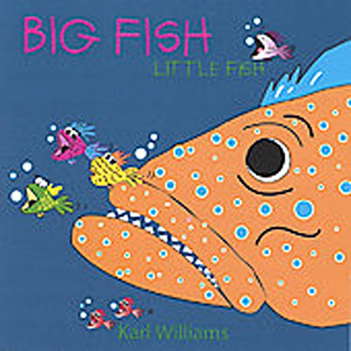 Big fish little fish by karl williams on amazon music for Big fish little fish