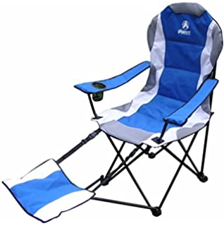 camping chair with footrest roselawnlutheran. Black Bedroom Furniture Sets. Home Design Ideas