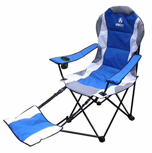 GigaTent Camping Chair with Footrest product image
