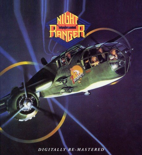 Night Ranger -  7 Wishes Night Songs Cd
