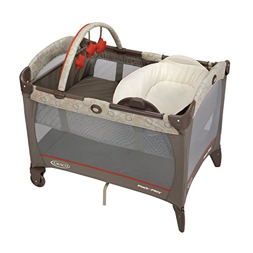 Graco Pack 'N Play Playard with Reversible Napper and Changer, Forecaster Graco Baby Gear