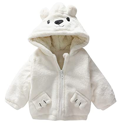 Amazon.com: Goodtrade81 Baby Coartoon Jackt, Boy Girl Coat ...