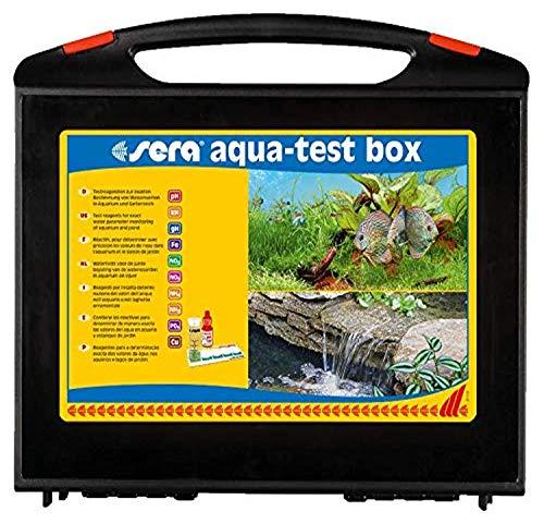 Sera Aqua-Test Box (+ Cu) Aquarium Test Kits