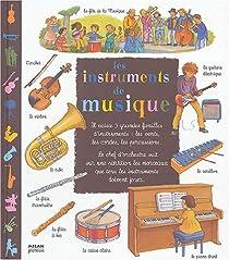 Les instruments de musique par Clément