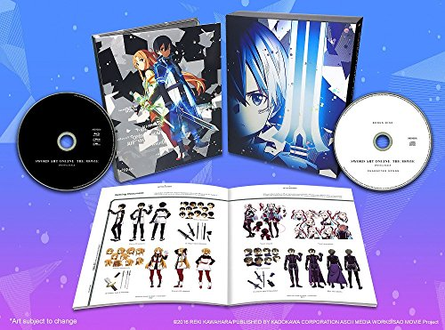 Sword Art Online the Movie Ordinal Scale BLURAY (Limited Edition) by Aniplex USA