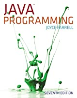 Java Programming, 7th Edition Front Cover