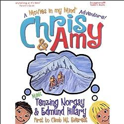 Chris & Amy Meet Tenzing Norgay & Edmund Hillary, First to Climb Mt. Everest