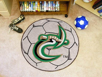 Fan Mats UNC North Carolina-Charlotte Soccer Ball Rug, 29