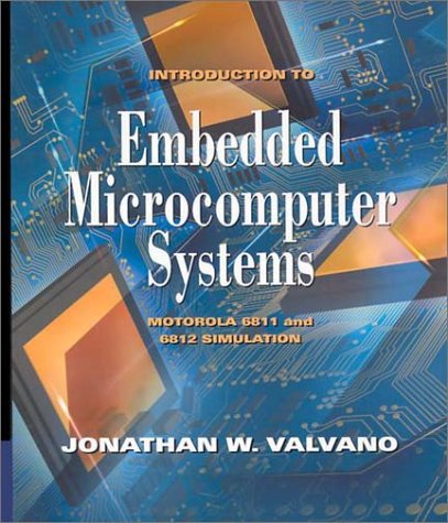 Price comparison product image Introduction to Embedded Microcomputer Systems: Motorola 6811/6812 Simulations