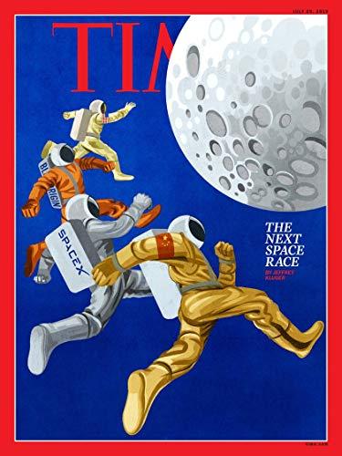 Time Asia [US] July 29 2019 (単号)
