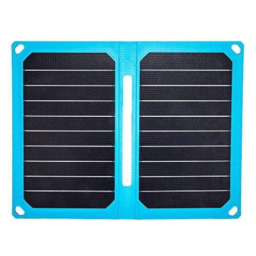Usb Damaged Ports (Renogy E.FLEX 10W Ultra Thin Portable Solar Panel Charger with USB Port)