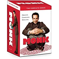 Monk: The Complete Series