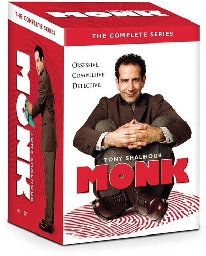 Monk: The Complete Series by Universal Studios Home Video