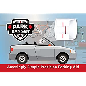 Tkach Enterprises Park Ranger Amazingly Simple Precision Garage Parking Aid
