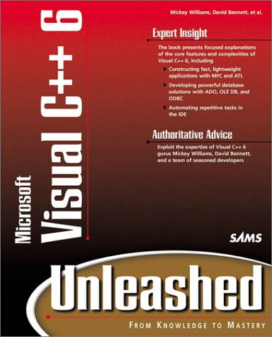Visual C++ 6 Unleashed by Sams
