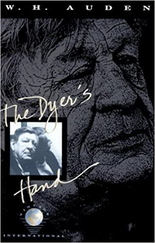 Book The Dyer's Hand and Other Essays by W. H. Auden (1989-12-01)