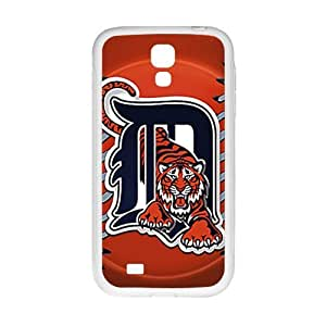 Happy Detroit Tigers Cell Phone Case for Samsung Galaxy S4