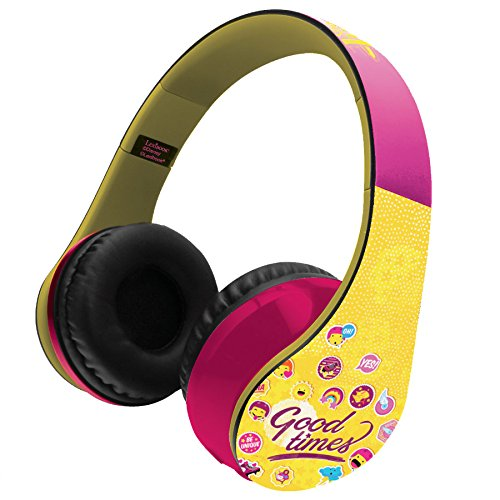 Lexibook - BTHP400SL - Casque Bluetooth - Soy Luna