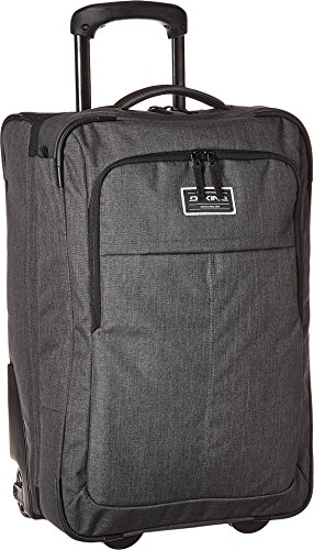 Dakine Unisex Carry On Roller, Carbon, 42L (Best Carry On Roller Bag)