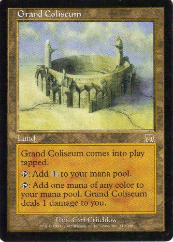 Grand Coliseum (Magic the Gathering : Onslaught #319 Rare)