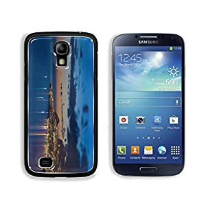 D N K Beautiful City View from the Sea Samsung Galaxy S4 Cover Premium Aluminum Design TPU Case Open Ports Customized Made to Order