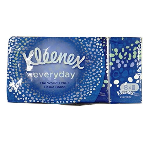 Buy kleenex go pack everyday tissues