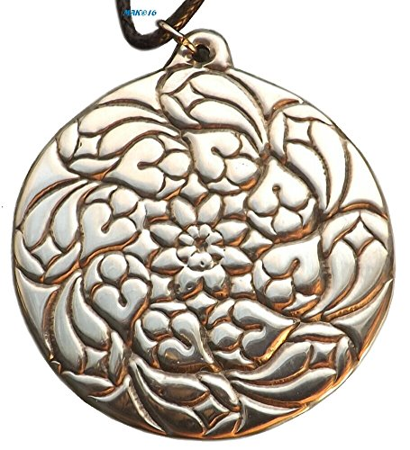 Guides and Angels - Pewter Pendant - of Spiritual Guidance and intuitions