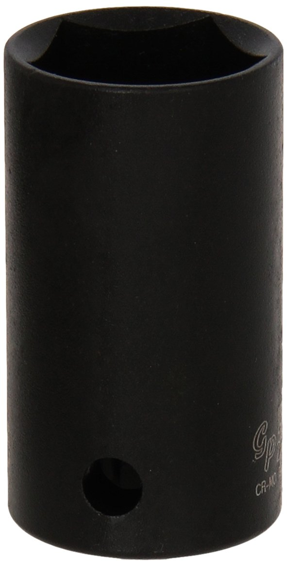 Grey Pneumatic (20265B) 1/2' Drive 13/16' 5-Point Utility Socket