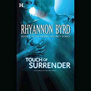 Touch of Surrender Audiobook