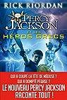 Percy Jackson et les héros grecs par Riordan