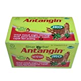 Antangin JRG Herbal Syrup 12-ct, 180 Ml/ 6 fl oz (Pack of 1)