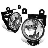06 gmc yukon denali - GMC Sierra/Yukon Denali Pair of Bumper Driving Fog Lights (Clear Lens)