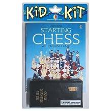 Starting Chess: Kid Kits (Usborne Kid Kits) by Usborne Books (1996-04-03)
