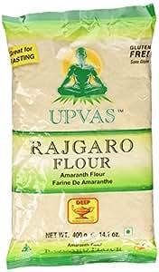 Amazon.com : Upvas Amaranth Flour (Rajgaro Flour) - 14.1oz