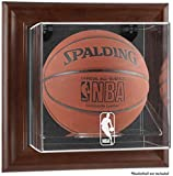 NBA Logo Wall- Basketball Display Case - Fanatics Authentic Certified - NBA Basketball Logo Display Cases