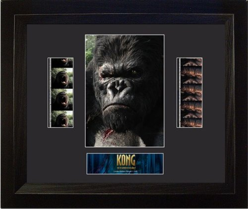 2 Double Film Cell - King Kong (Series 2) Framed Double Film Cell Presentation