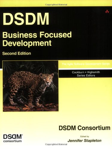 BEST DSDM: Business Focused Development, Second Edition KINDLE