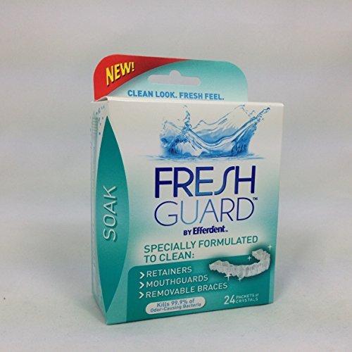 Fresh Guard Soak Crystals 24 Packets (3 Pack)
