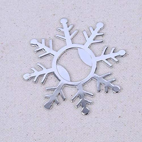 Yuokwer 24pcs Snowflake Bottle Opener Wedding Favors Party Gift for Guests Silver Metal Bottle Opener Baby Shower Favors Gift /& Party Souvenir Decorations Supplies 24 pcsSnowflake