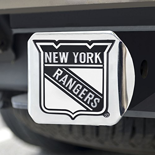 FANMATS 17168 NHL - New York Rangers Hitch Cover