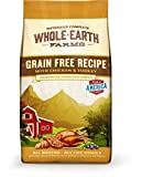 Cheap Whole Earth Farms Grain Free Recipe Dry Dog Food, Chicken & Turkey, 25-Pound