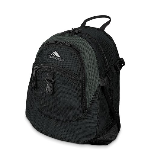 Price comparison product image High Sierra Airhead Pack (Black,  Charcoal)