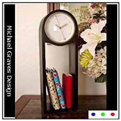 Michael Graves Cubby Wall Clock