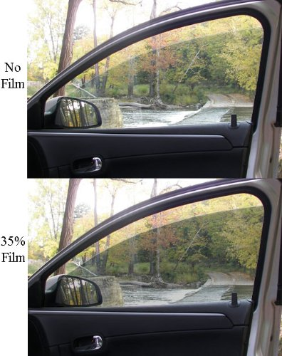 Professional 35% NR Automotive Window Tint - 40'' x 25 ft Roll