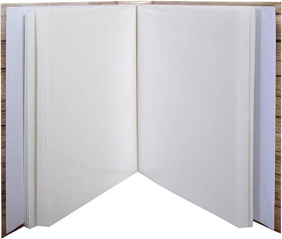 Conjunto de 3 Álbumes Fotos con bolsillos CARTA 200 fotos 10x15 cm de ALBUM, cubierta de papel impreso con el tema del globo - 2 vistas por página, Dimensiones: 17x22.5 cm -